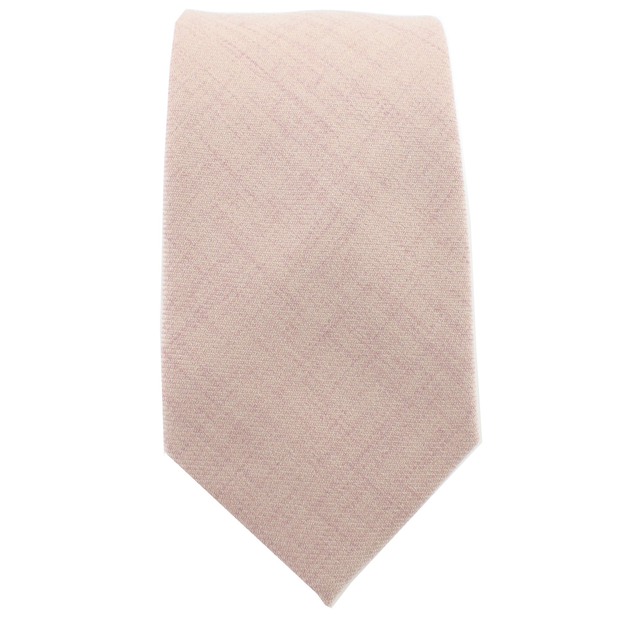 Cotton Mauve Tie from DIBI