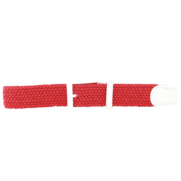 Red Elastic Belt