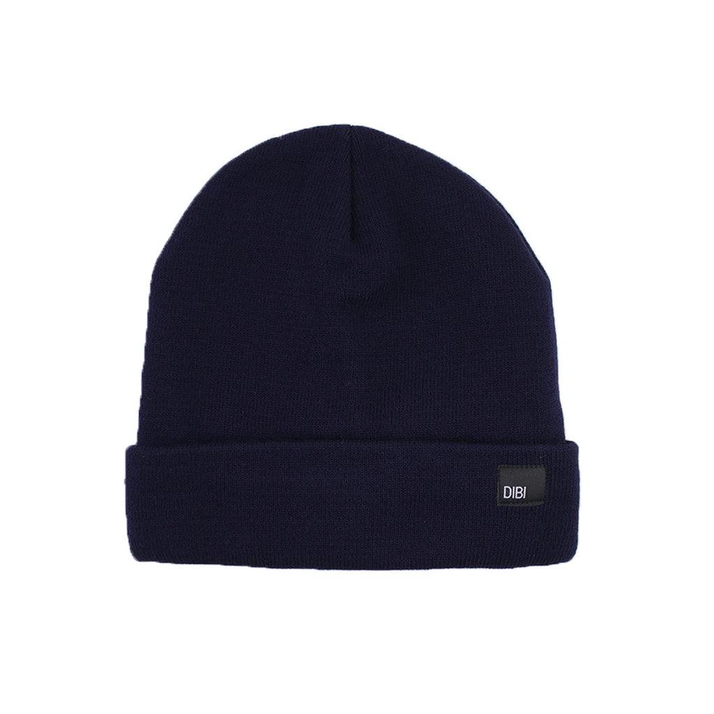 Fleece Lined Dark Navy Beanie