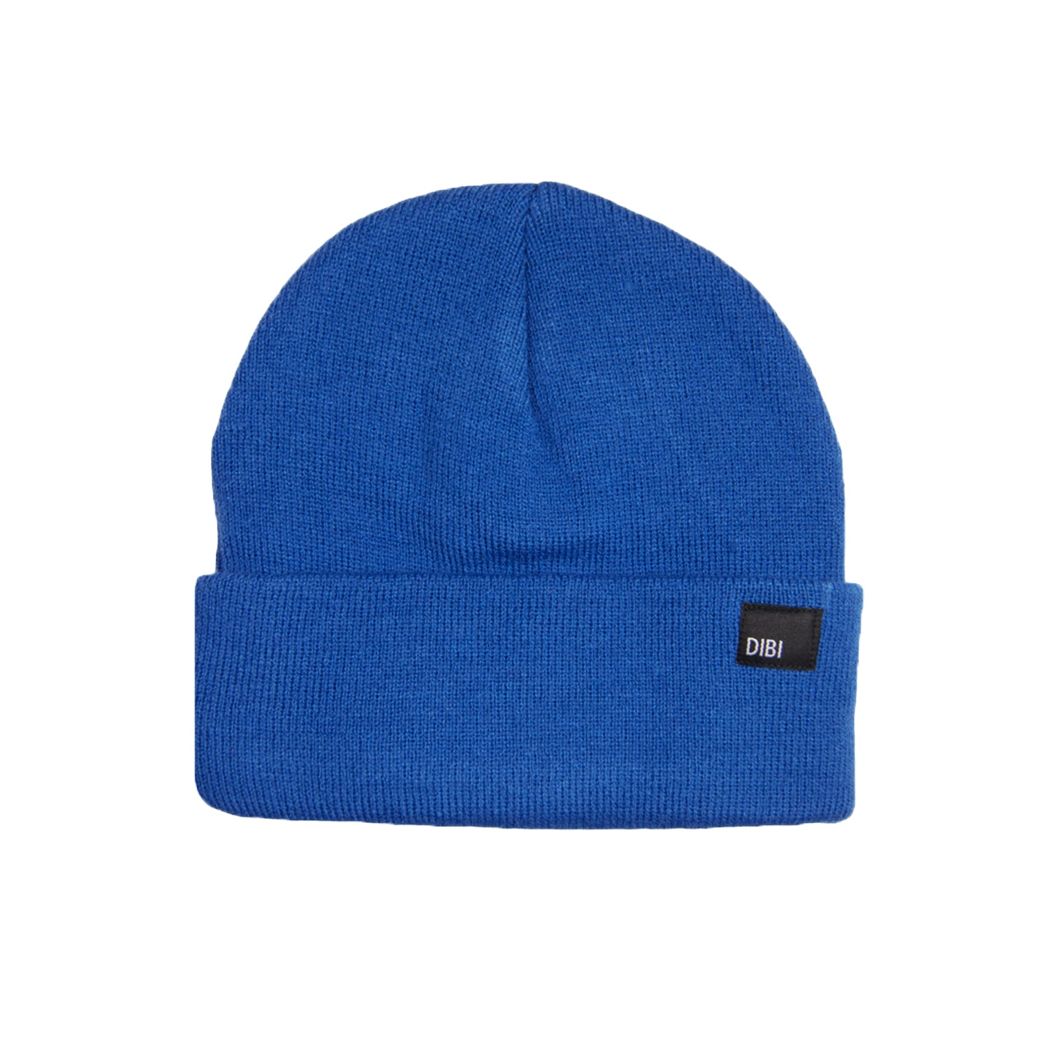 Fleece Lined Royal Blue Beanie