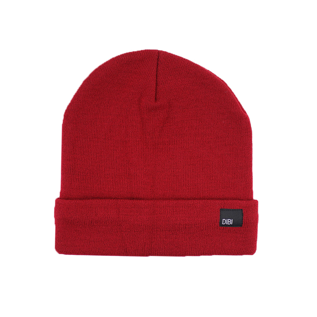 Fleece Lined Rust Beanie