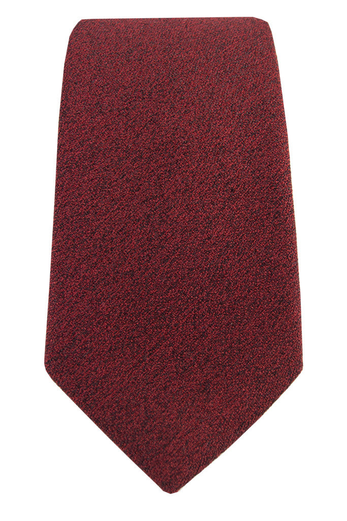 Rough Ruby Tie