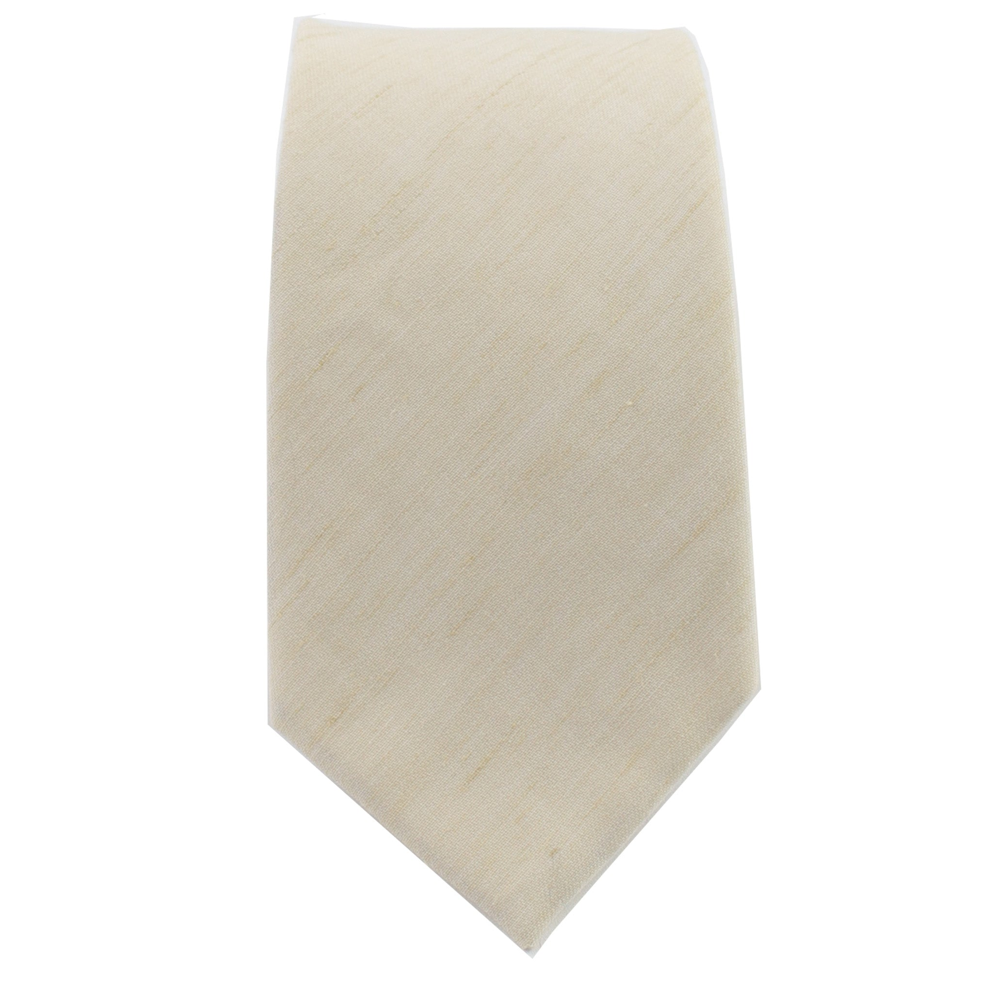 Lightweight Ivory Tie from DIBI