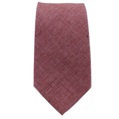 Lightweight Red Tie