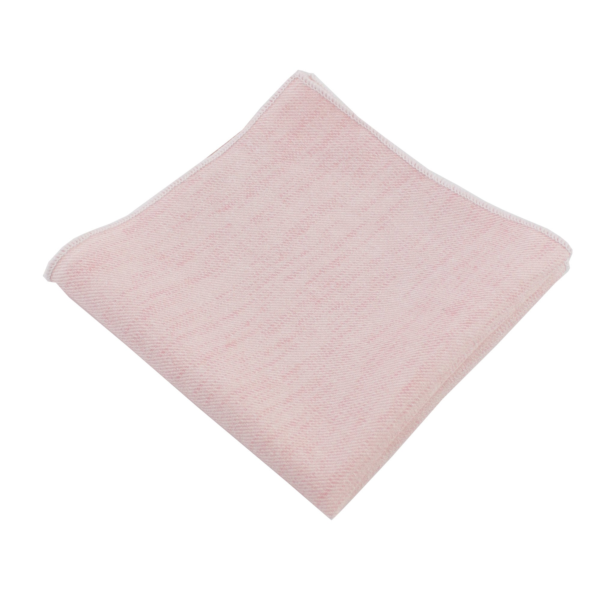 Blush Cloud Pocket Square from DIBI