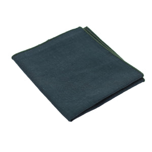 Pine Textured Pocket Square