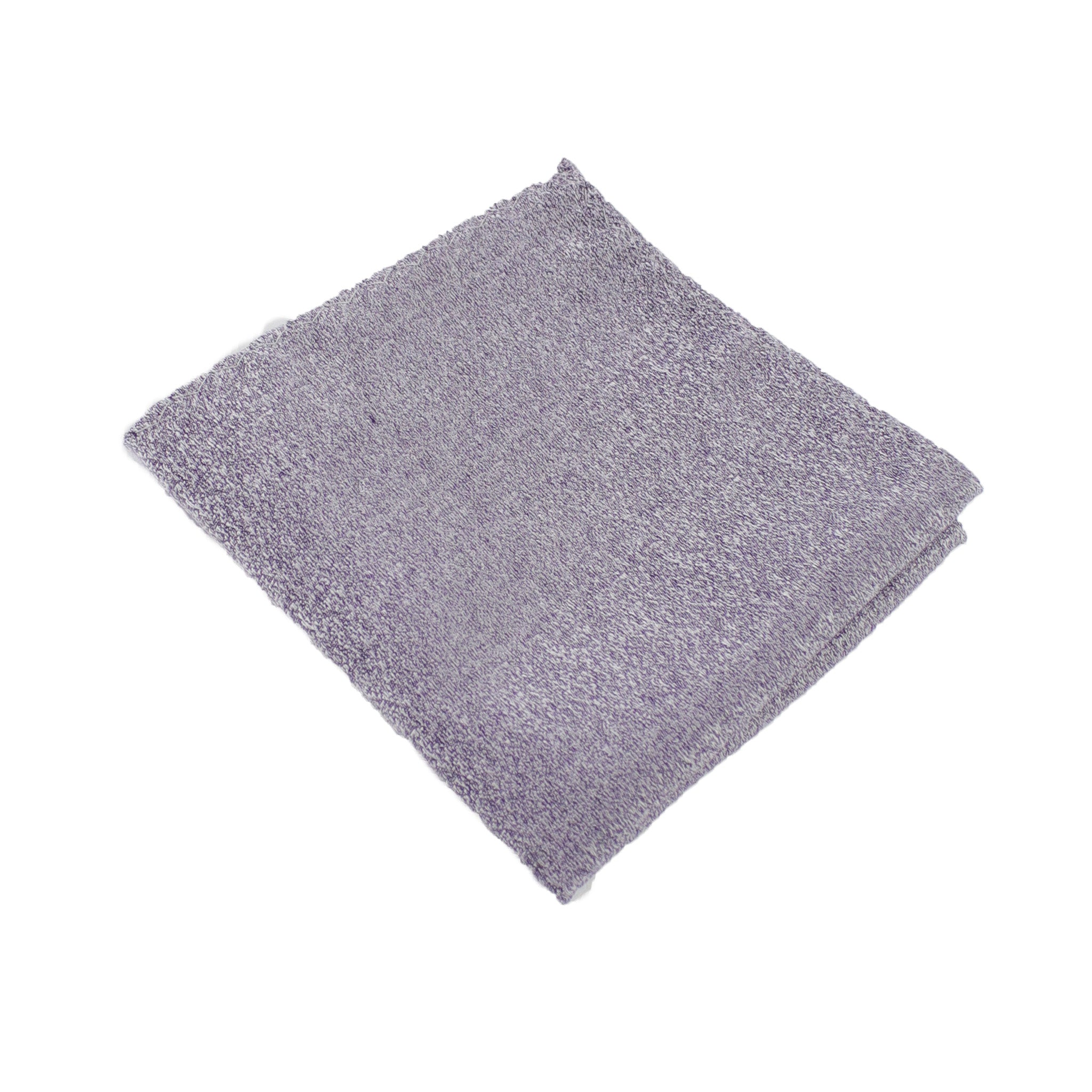 Lilac Textured Pocket Square from DIBI