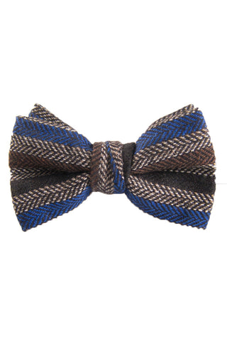 The Brown Springsteen Pre Tie Bow Tie