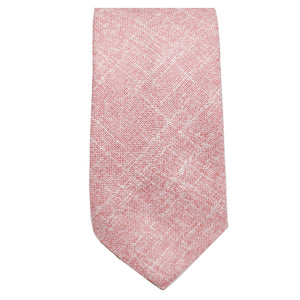 Heather Blush Tie