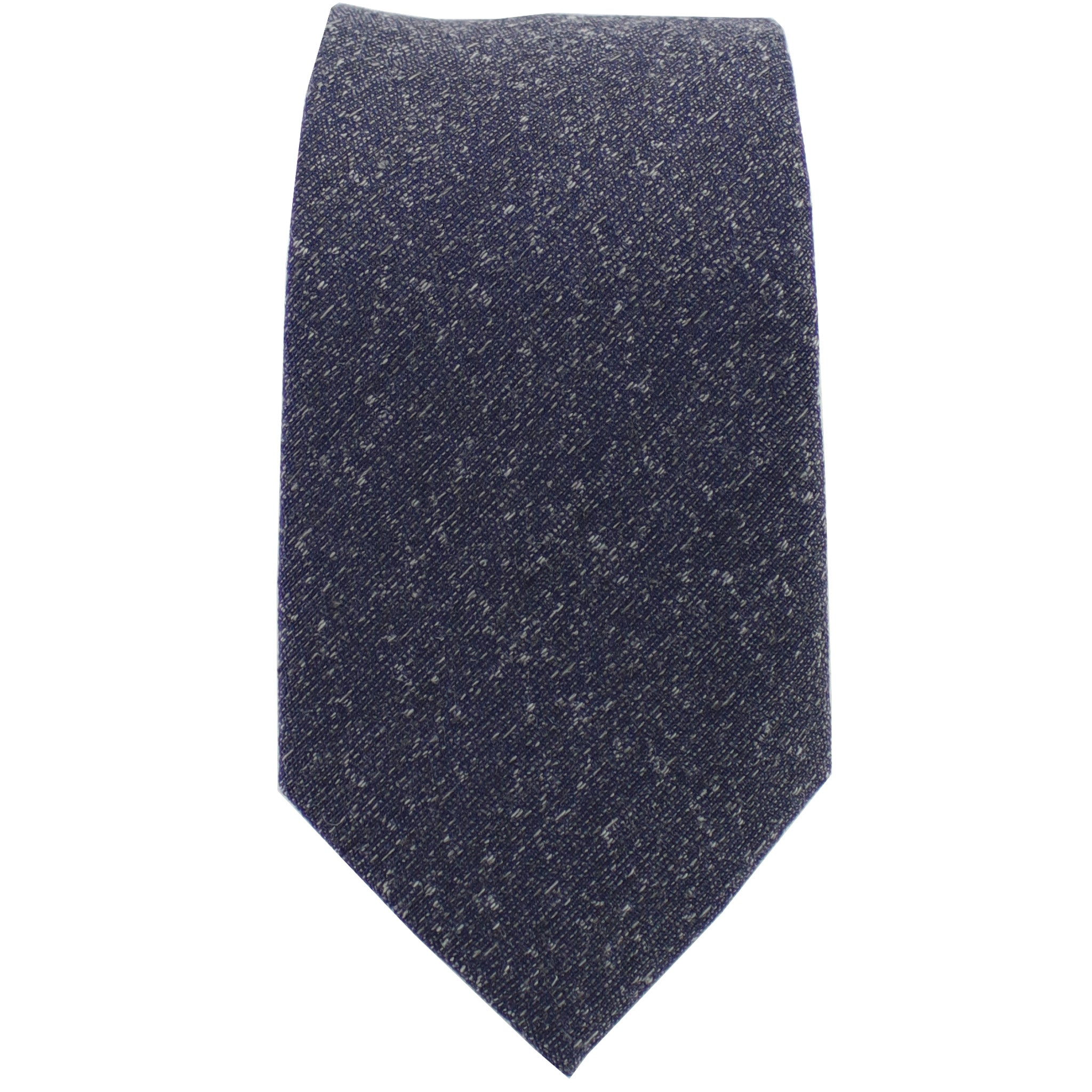 Grey Speck Tie from DIBI