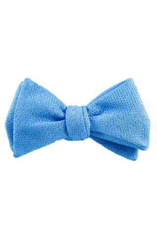Heavenly Blue Self Tie Bow Tie