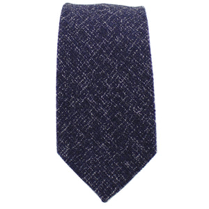Navy Twill Tie from DIBI