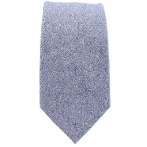 Light Blue Textured Tie