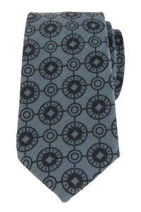Steel Coinage Tie