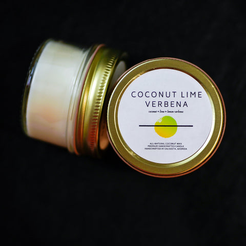 Coconut Lime Verbena - Small