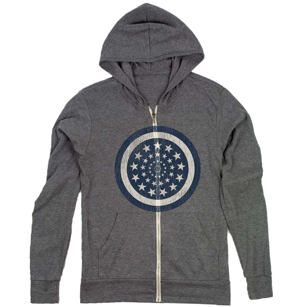 Betsy Ross Roundel Hoodie