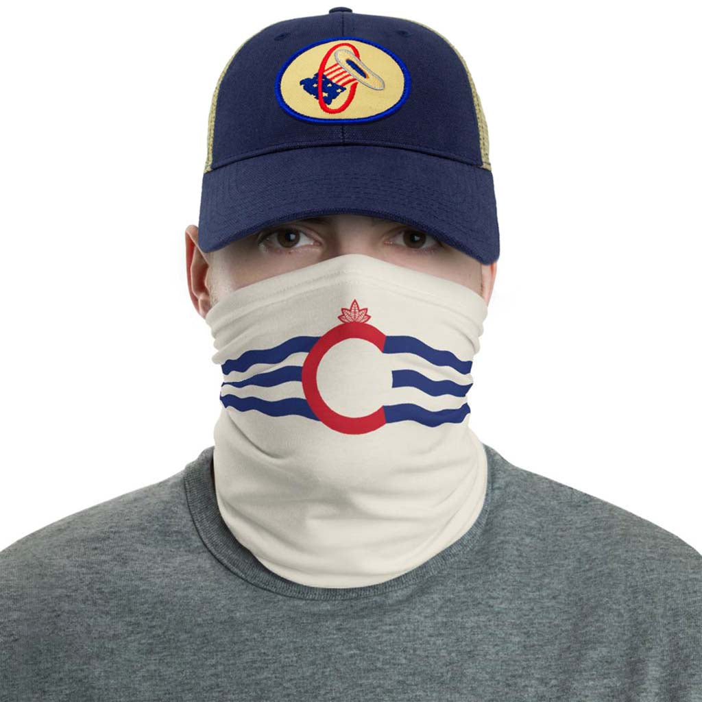 Cincinnati Face Mask