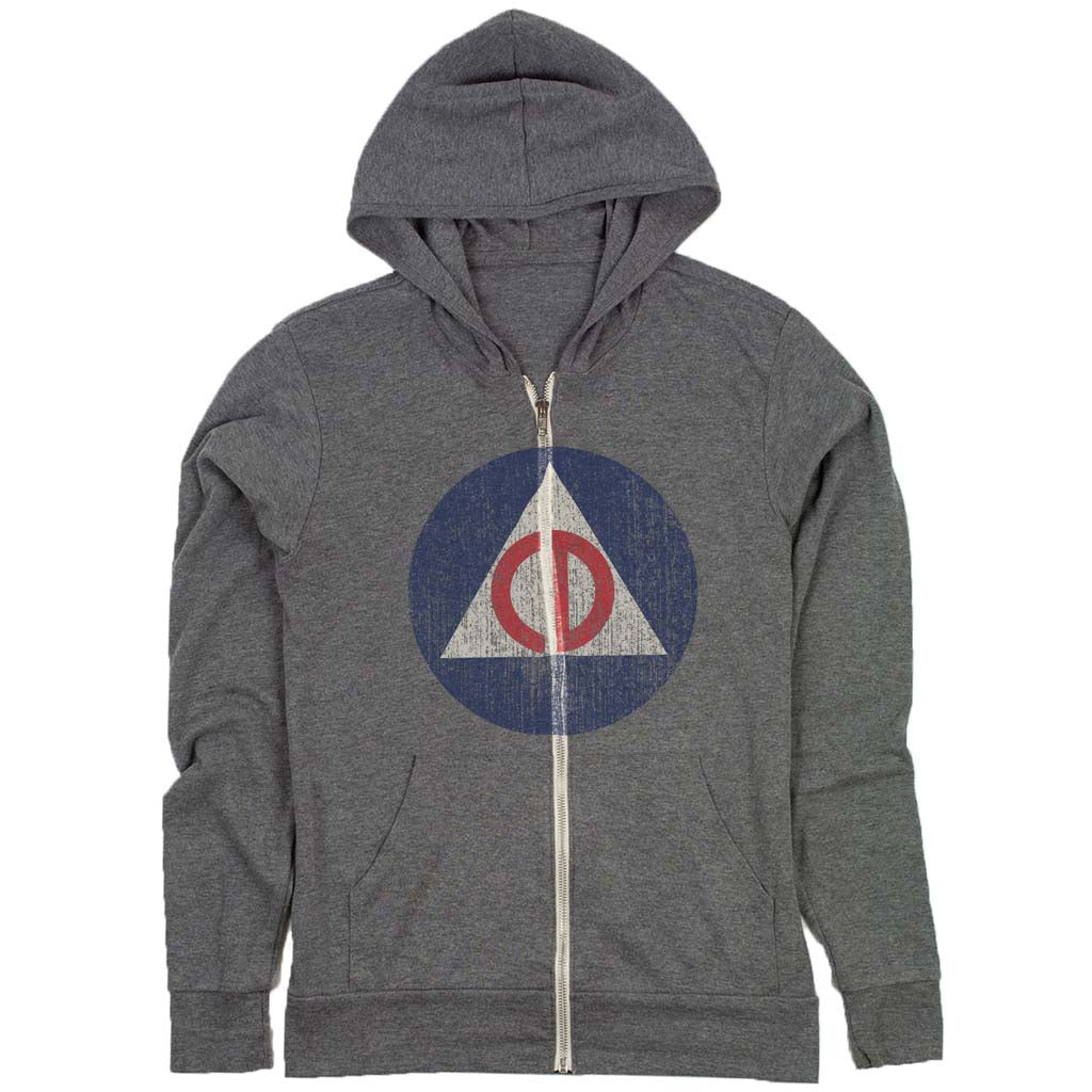 Civil Defense Hoodie