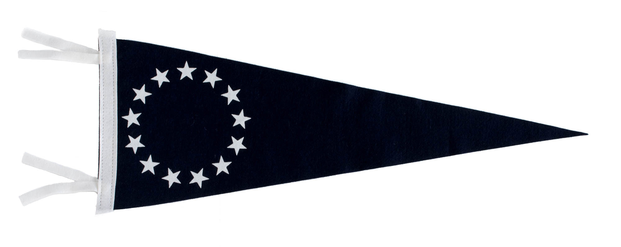 Betsy Ross American Flag Pennant