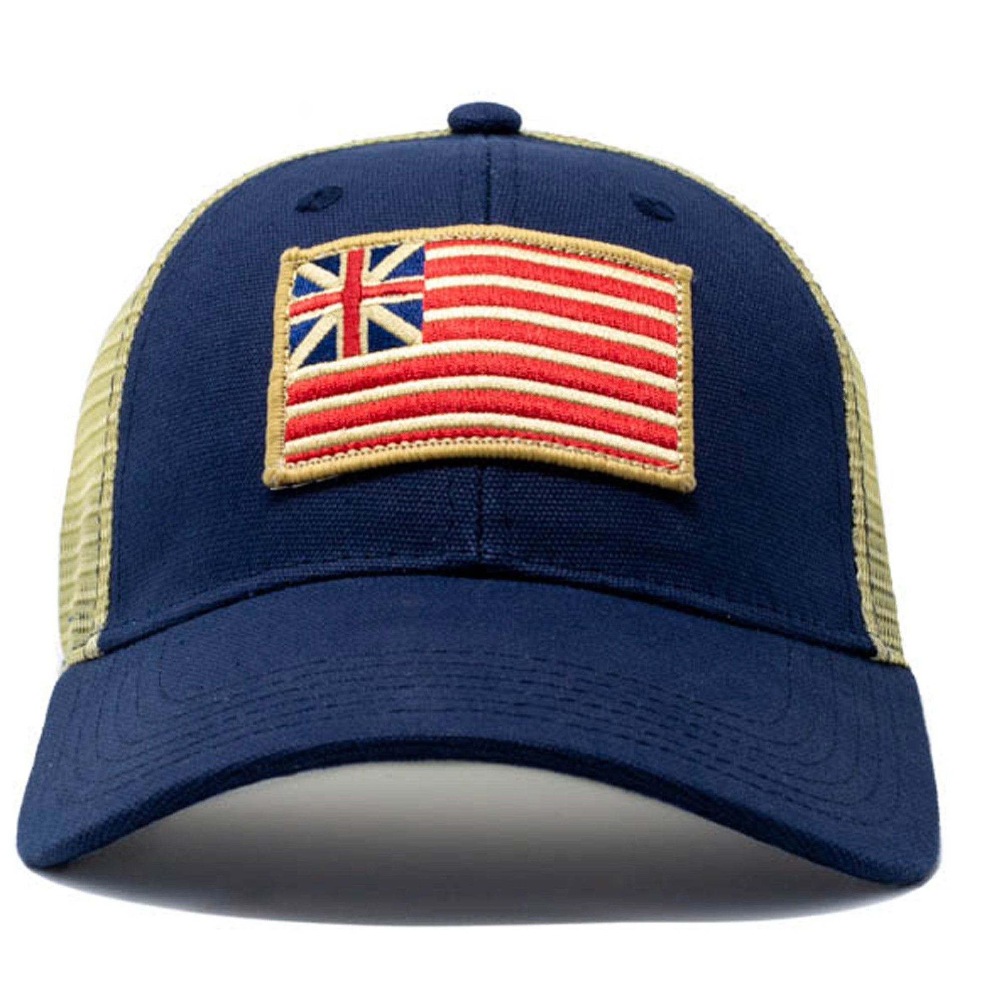 Grand Union Flag Mesh Hat