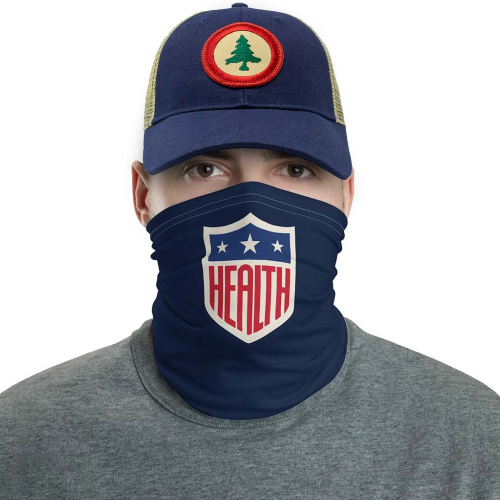Health Face Mask Gaiter