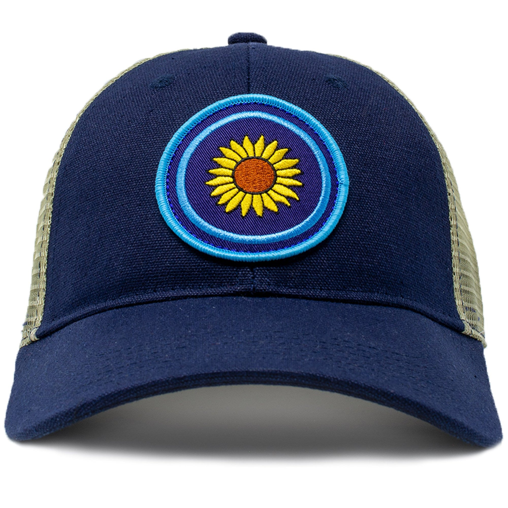 Kansas patch hat