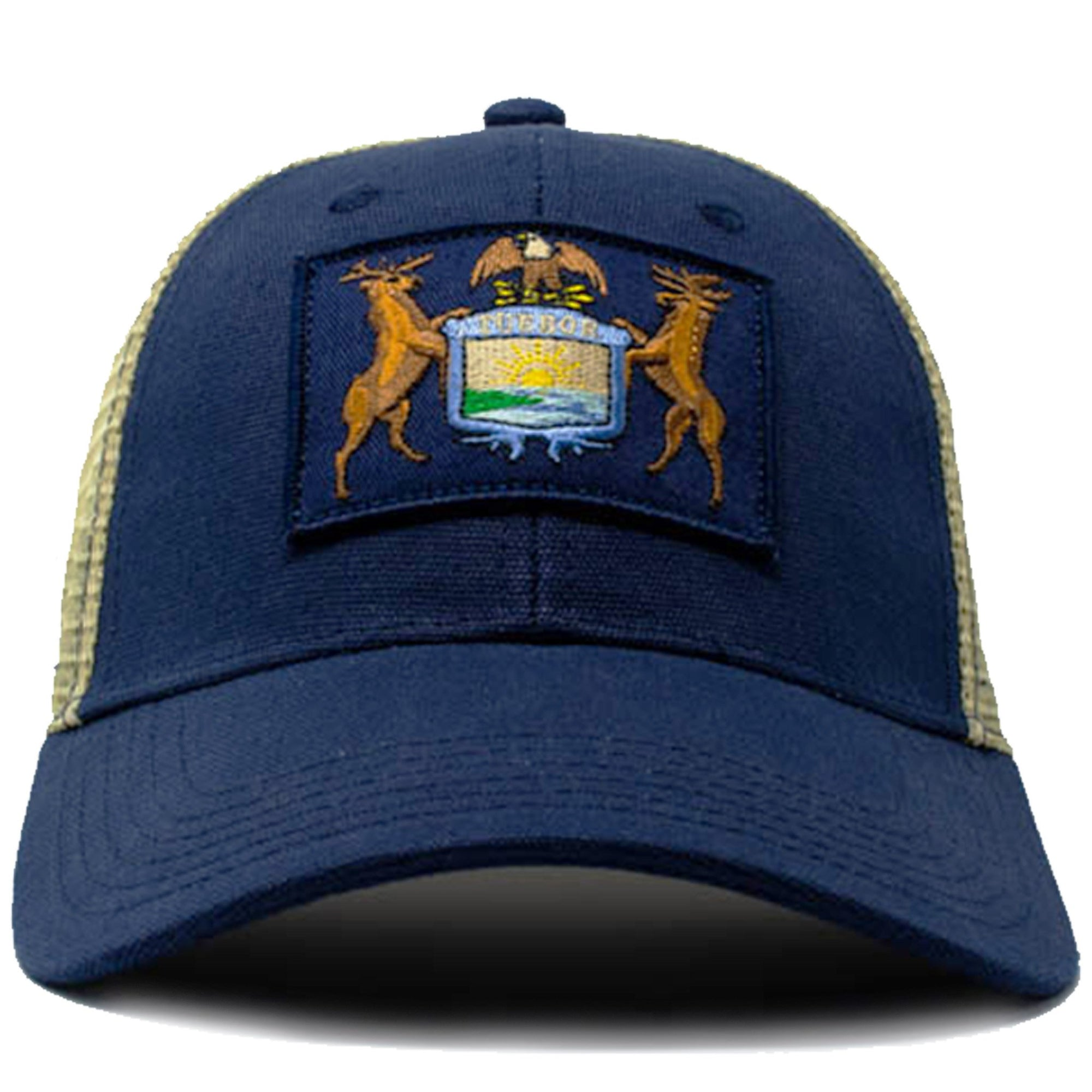 Michigan Flag Hat