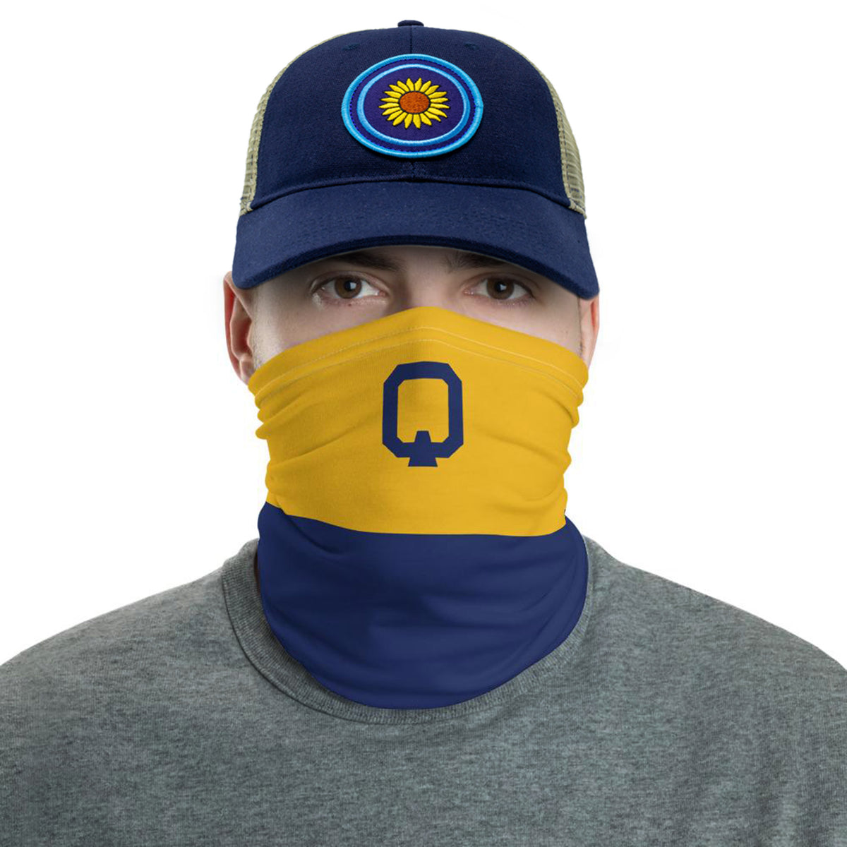 Japan Quarantine Flag Face Mask