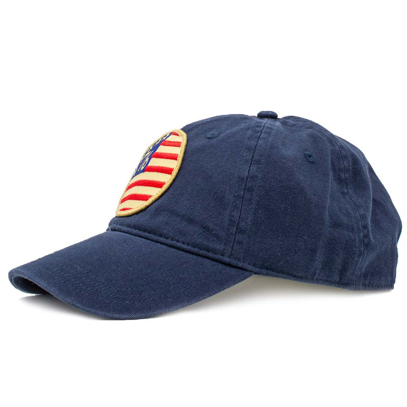 Vintage spirit of 76 relaxed fit snapback