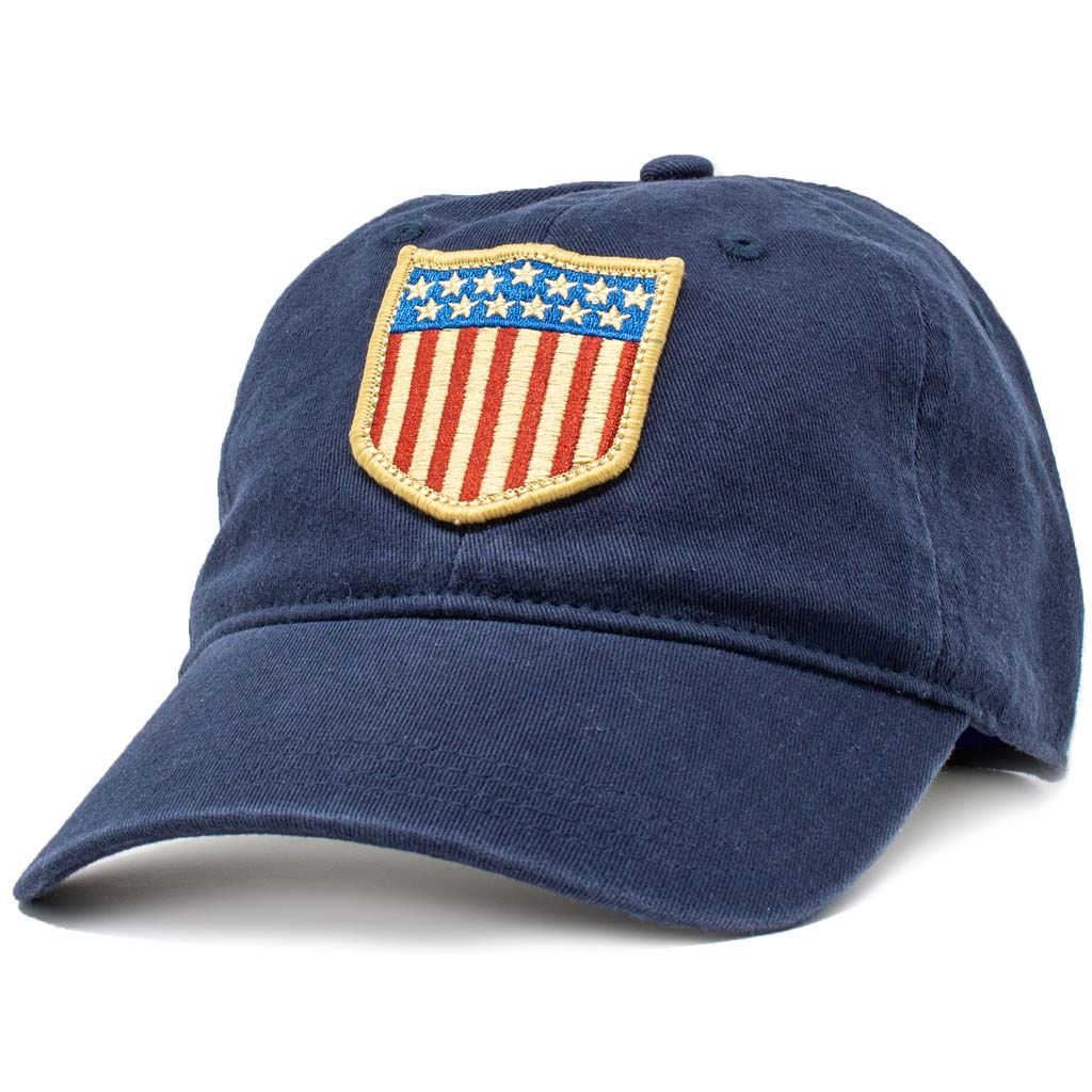 USA Olympic Shield snapback