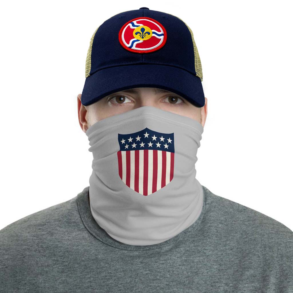 USA Olympic Shield Face Mask