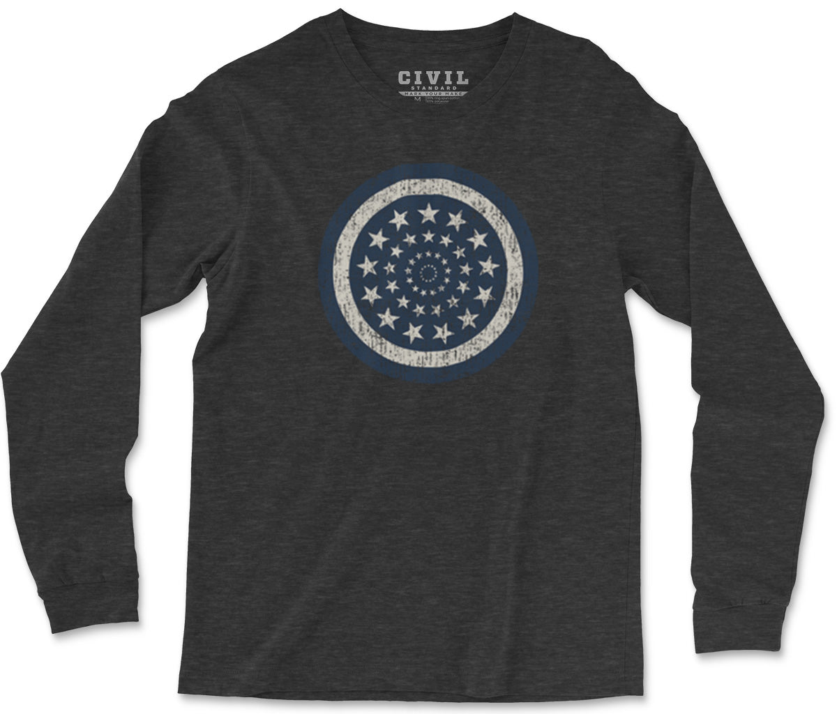 Betsy Ross Roundel Long-Sleeve Tee