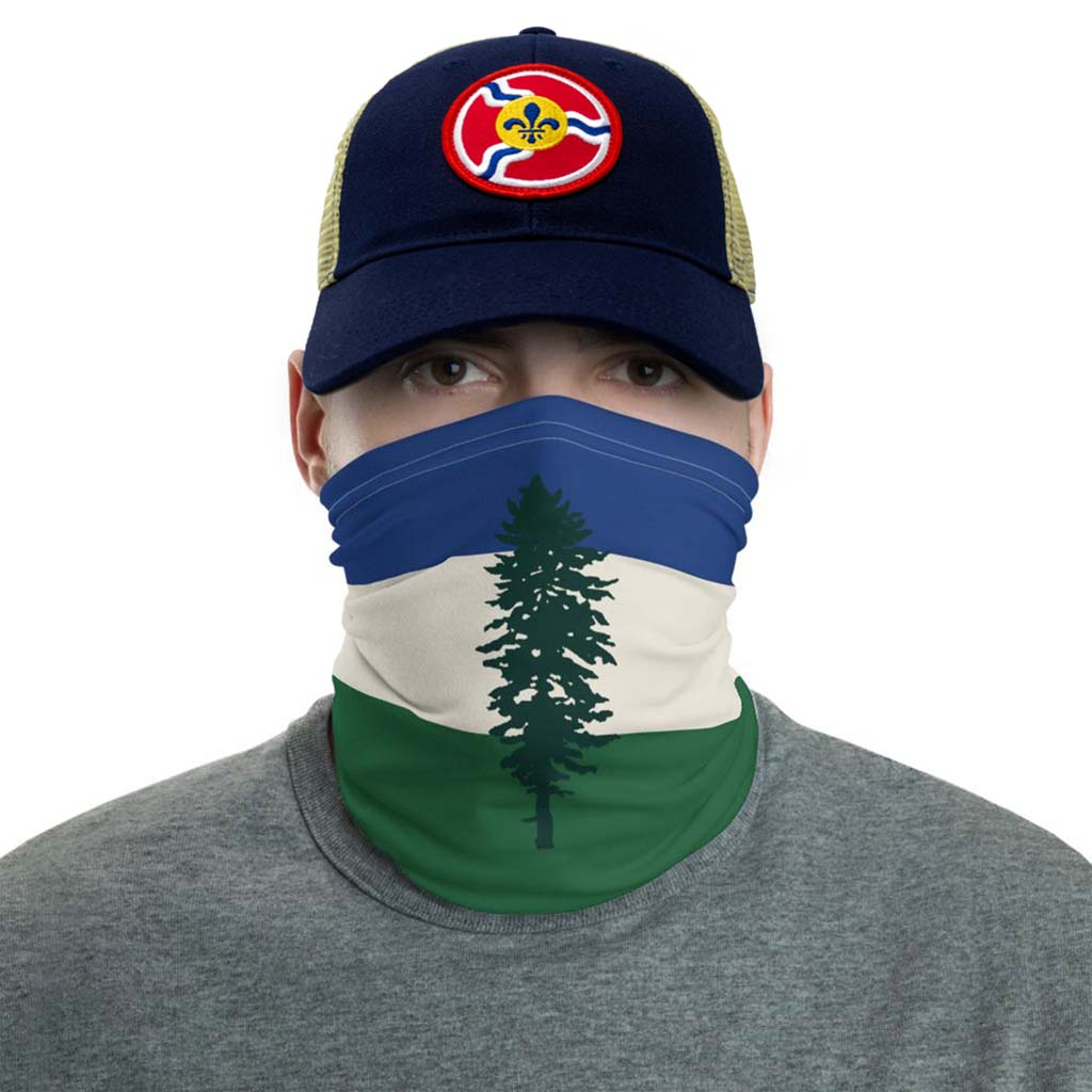 cascadia face mask