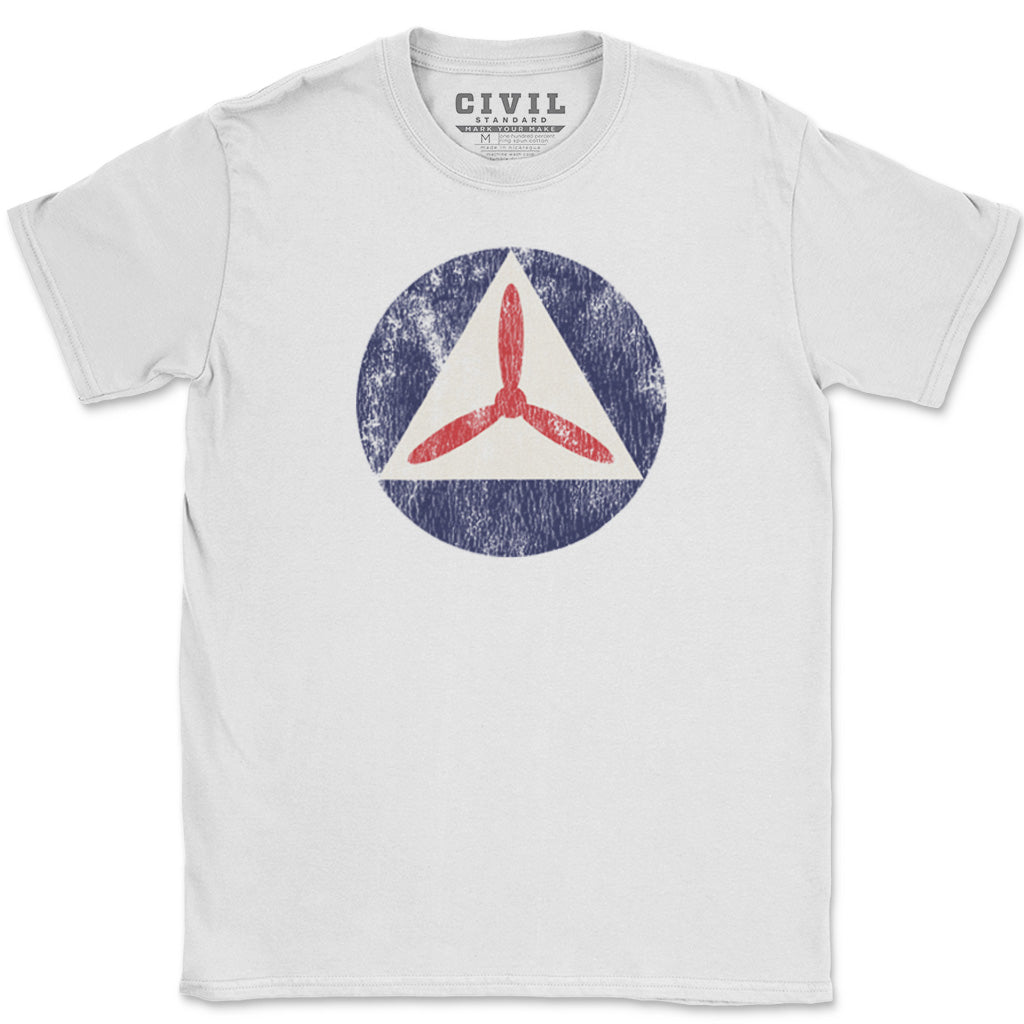 civil air patrol vintage tshirt