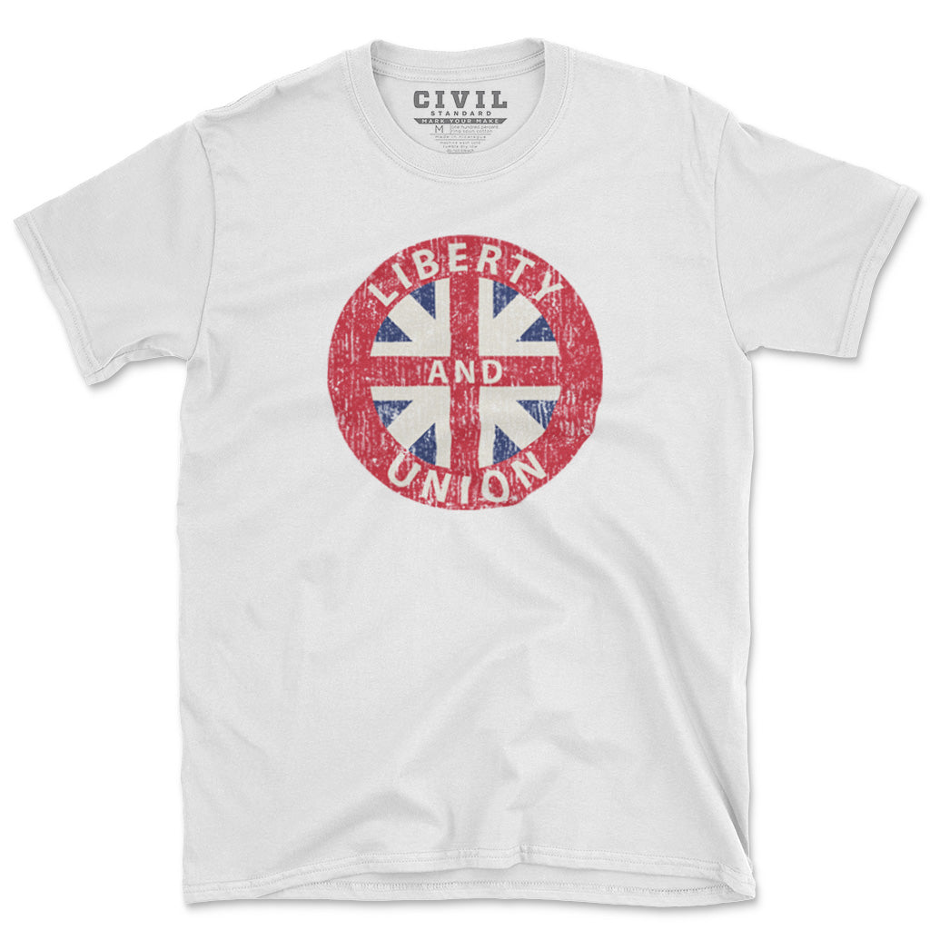 Taunton Liberty and Union Flag T-Shirt