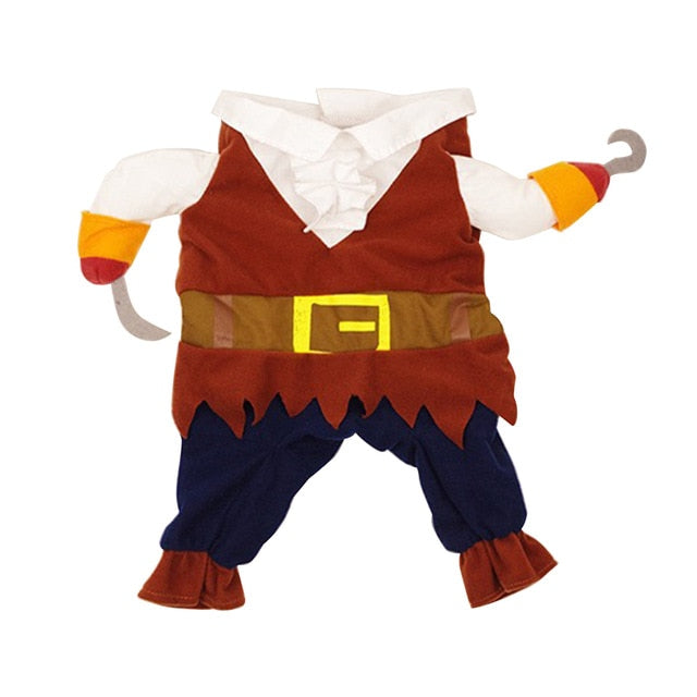 Ahoy Mateys ! Get your pirate costumes here ! - AllProDog