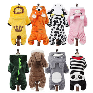 Great for Halloween or anytime ! Very well made fleece hoodie costume. Many different styles. - AllProDog