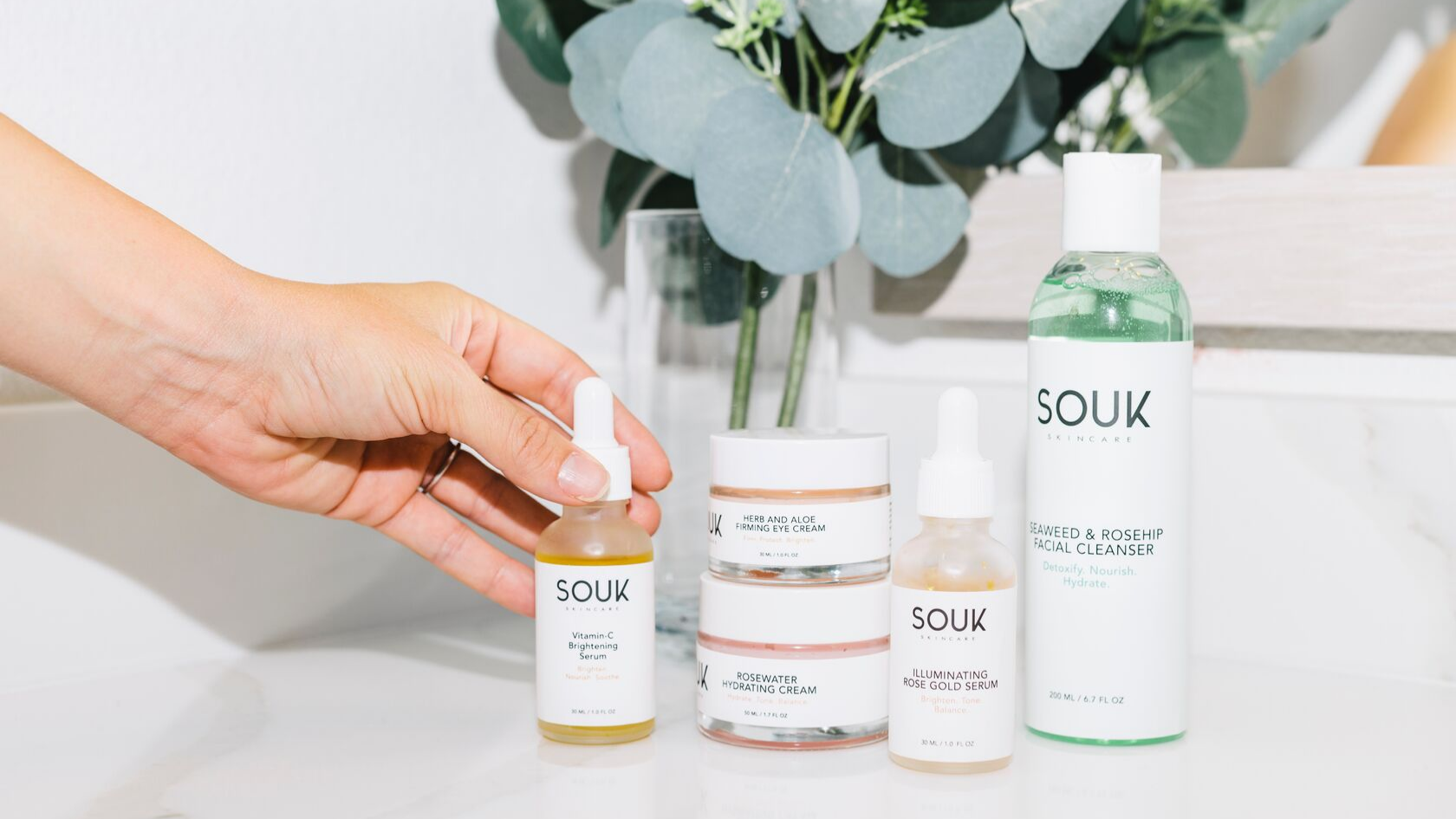 The The S's of Skincare: Sun, Stress & Sugar by SOUK Skincare