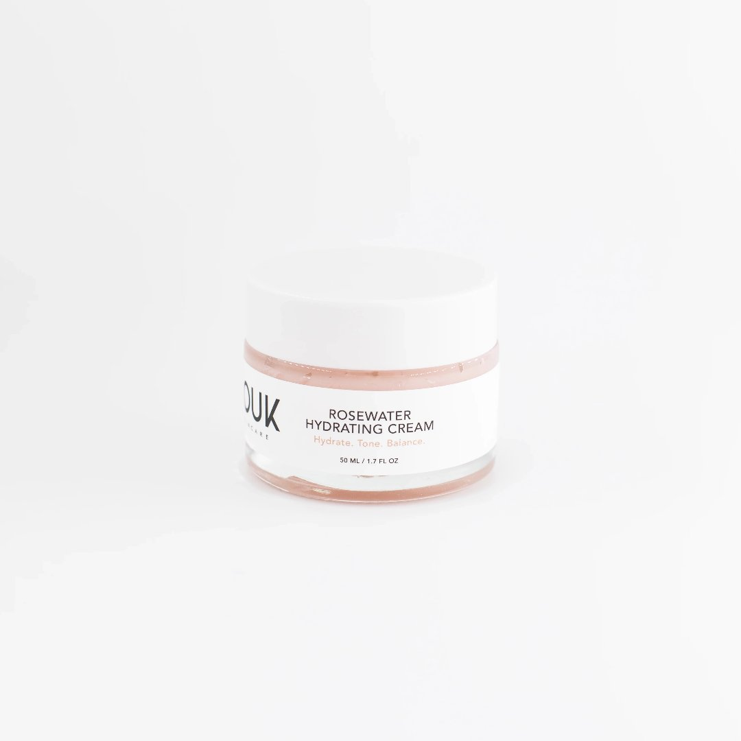 Rosewater Hydrating Cream