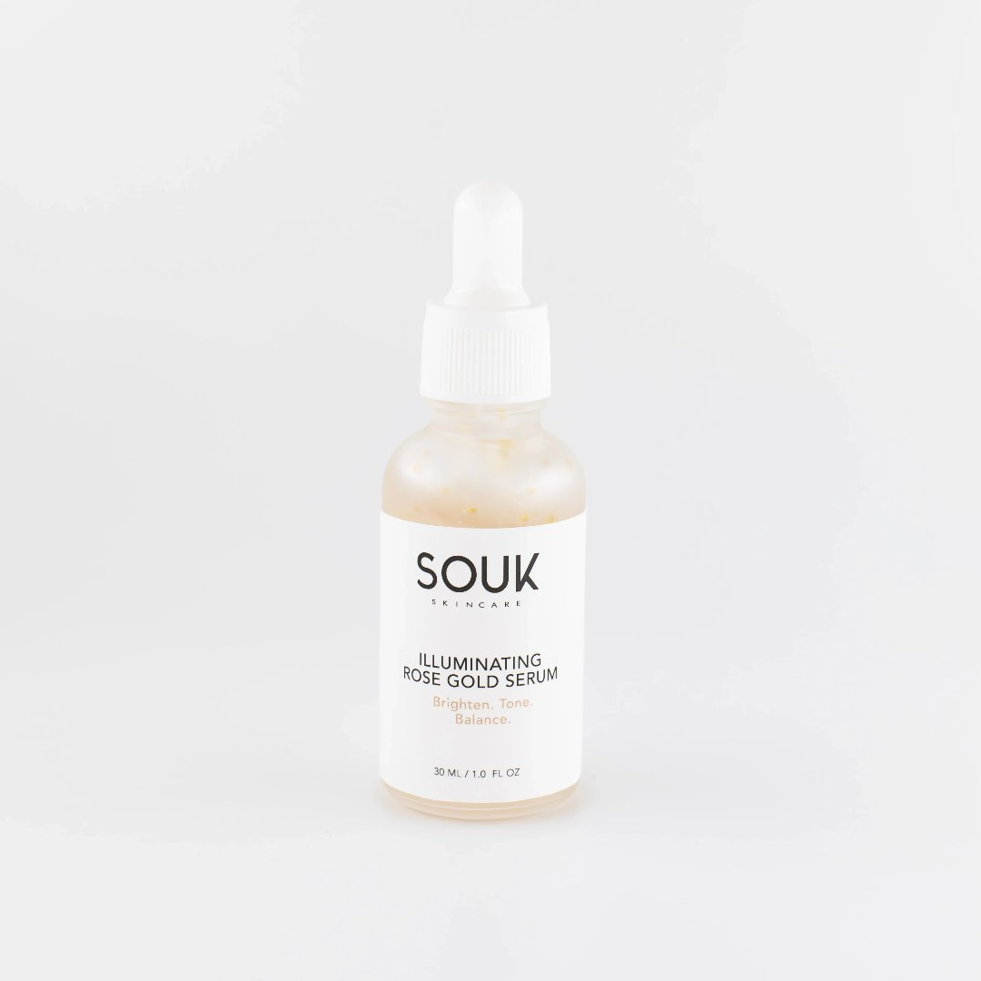 Illuminating Rose Gold Serum