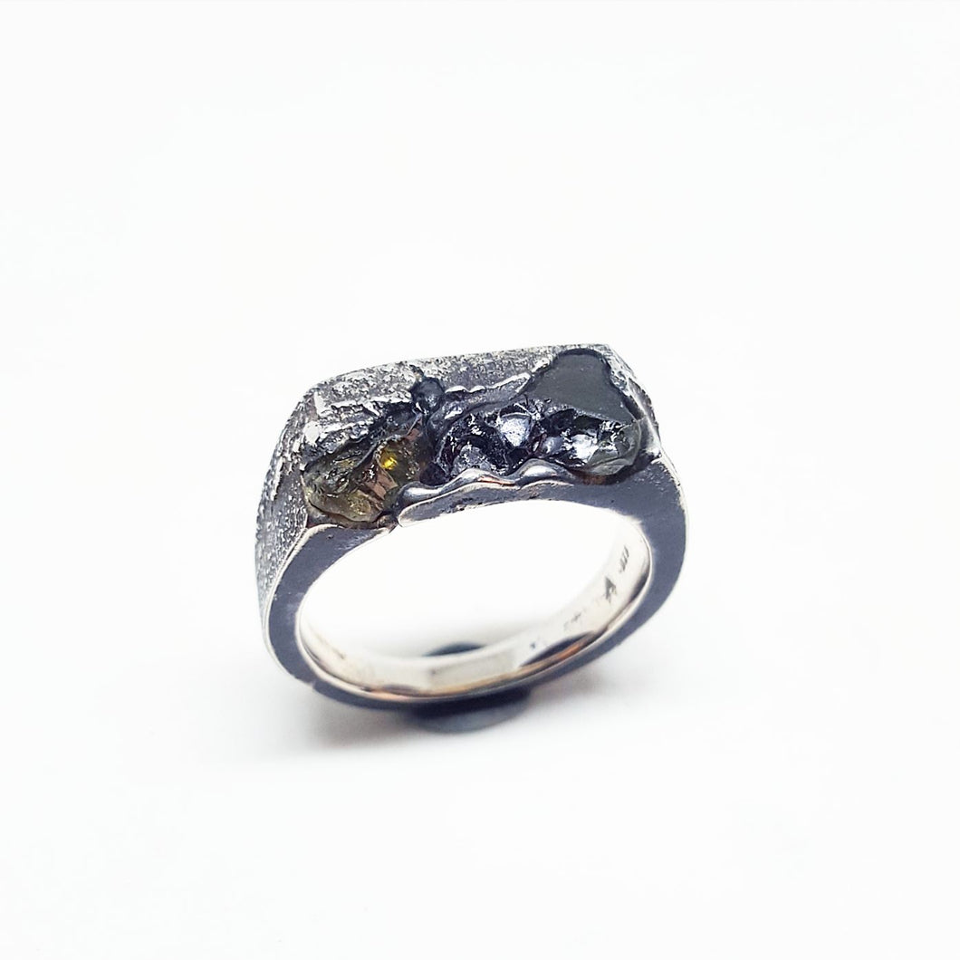 UnEarthed River ring