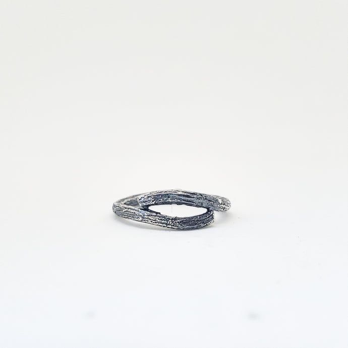 Arbor Wrap Around Twig ring