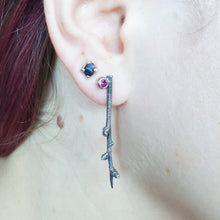 Load image into Gallery viewer, Sticks & Stones Thorn earrings