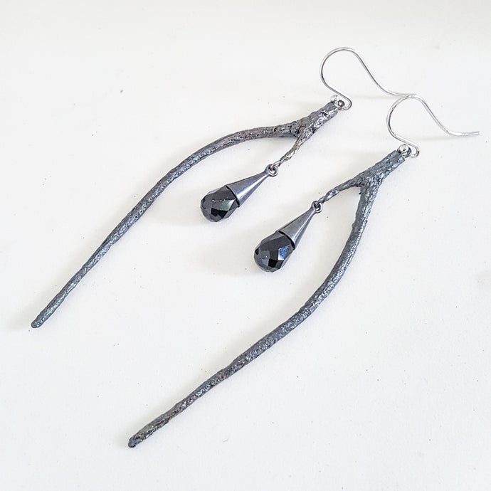 Sticks & Stones Coastal Tea Tree earrings