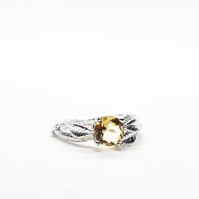 Sticks & Stones Aziraphale ring