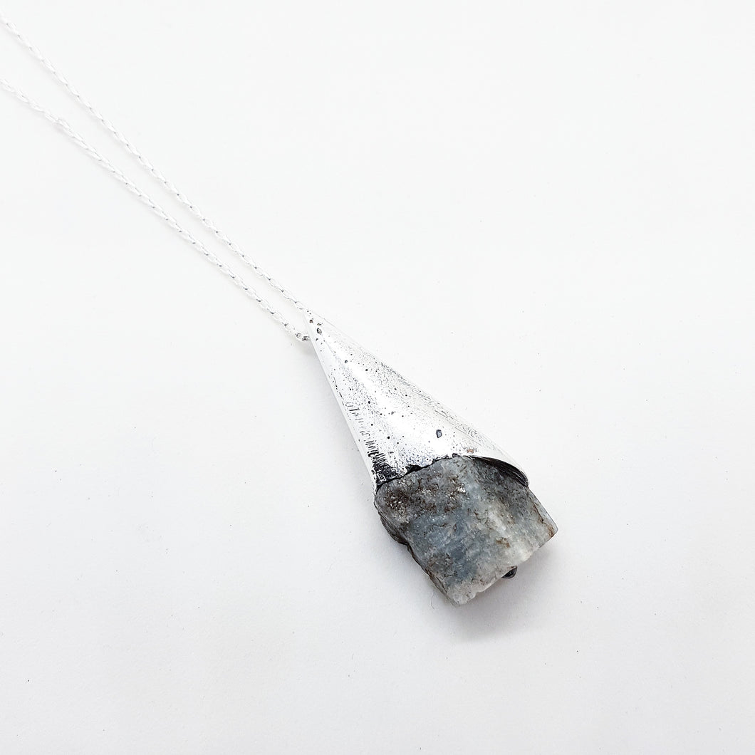 UnEarthed Icicle pendant 3