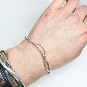 Arbor Entangled Twig bangle