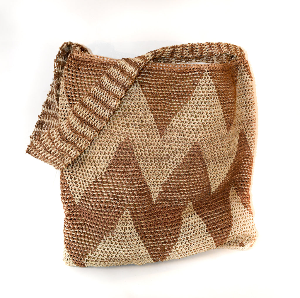Papua New Guinea Indigenous Tribe Hand Made Bag