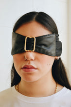 Load image into Gallery viewer, 'Sina' Luxury Leather Blindfold Mask