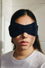 Load image into Gallery viewer, 'Ida' Silk Blindfold Mask